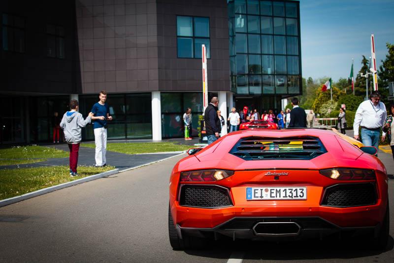 Projects Ferrari And Lamborghini Factory Tours In Emilia Italy