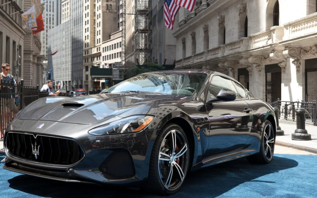 Maserati in New York…red carpet for the italian style!