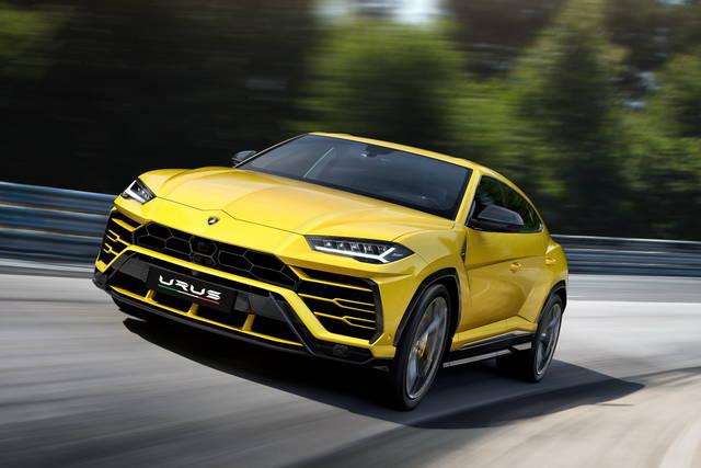 A new star  in the Lamborghini family…