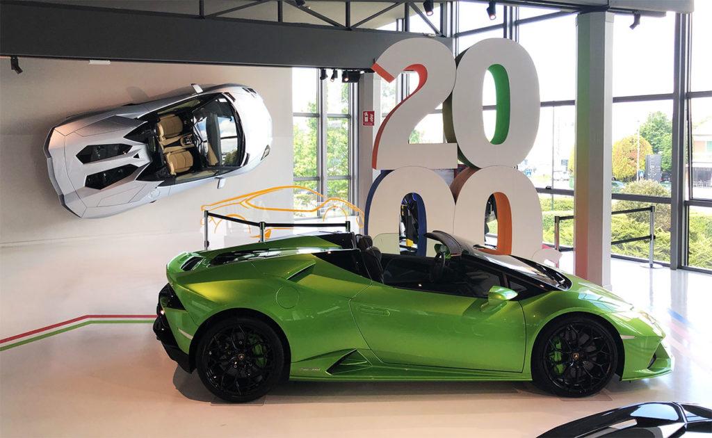 Lamborghini Museum Italy