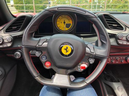 Supercar driving experience, Ferrari Test drive